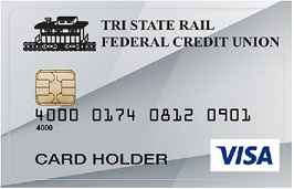 Tri-State Rail FCU Credit Card