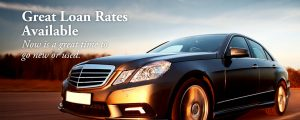 Great Loan Rates on Auto Loans
